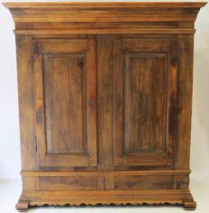 Solid oak pantry - Germany - 18th century