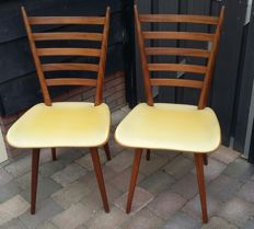 Unknown designer - 2 plywood chairs