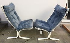 Ingmar Relling for Westnofa – 2x lounge chairs