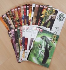 Marvel Comics – The Immortal Iron Fist – Vol 1 – Issues 1-27 - Complete Set + Annual #1 – X28 SC - (2007/2009)