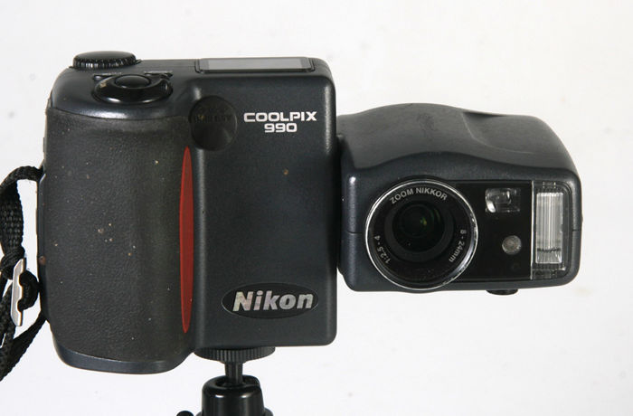 Nikon COOLPIX 990 Drivers