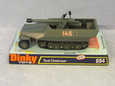 Dinky Toys - Scale 1/50 - Tank Destroyer No.694
