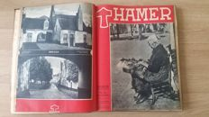 Magazines; Hamer - Complete volume - 12 issues - 1943