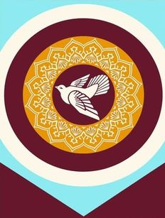 Shepard Fairey (OBEY) - Peace Series 2 (Doves) 3/3