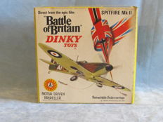 Dinky Toys - Scale 1/65 - Battle of Britain Spitfire MKII No.719