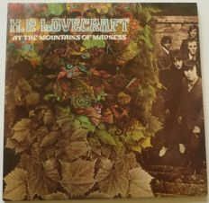 6 LP Albums :Steamhammer-Mountains/Tim Hardin-The Homecoming Concert/Love-Forever Changes/High Tide-Same/Hearts and Flowers-Now is the Time for/H.P.Lovecraft-At the Mountains of Madness