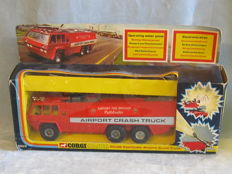 Corgi Major Toys - Scale 1/48 - Chubb Pathfinder Airport Crash Fire Tender No.1103