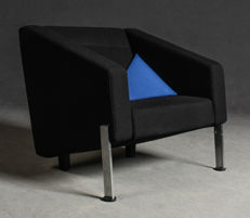 Niels Gammelgaard and Lars Mathiesen for Fritz Hansen - Designer armchair Decision model