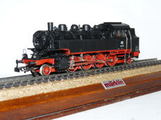 Märklin H0 - 3096 - Tender locomotive Series BR 86 of the Deutsche Bundebahn (DB), with telex couplings