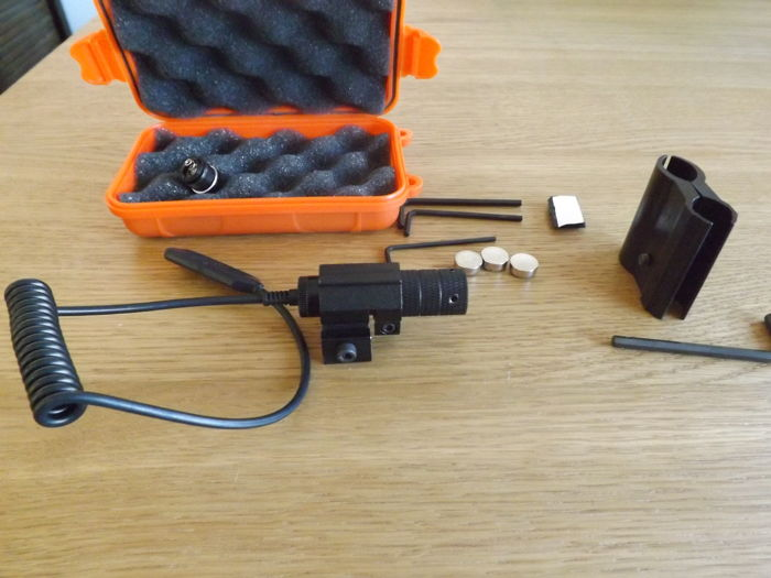 Portugal - Red Dot Sigth - Red Laser Sigth - Hunting - Accessories