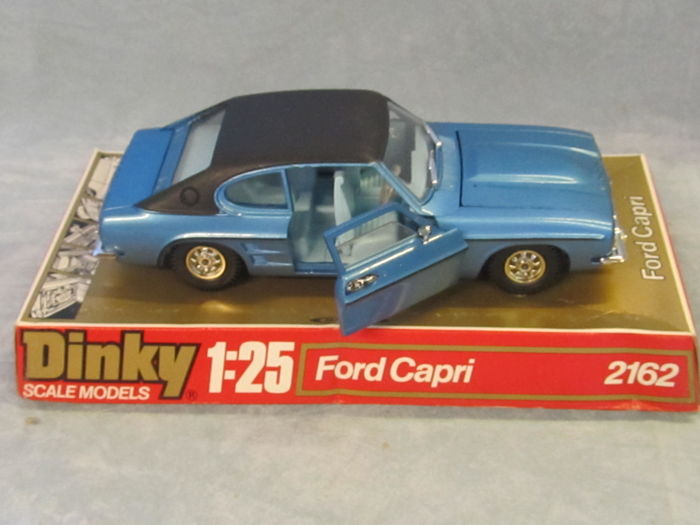 dinky toys scale 1 25 ford capri catawiki. Black Bedroom Furniture Sets. Home Design Ideas
