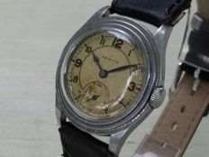 Zenith Men's Wristwatch Military Style Cal 106 from 1944