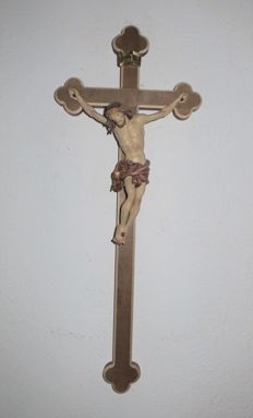 Best quality - crucifix carved from wood