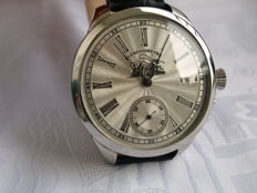 13. Chronometre men's mariage wristwatch 1910-1915