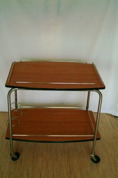 Manufacturer unknown - vintage trolley