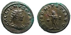 Roman Empire - Gallienus (253 - 268 A.D.) billon antoninianus (4,30 g., 20 mm). Antioch mint. Sole reign. AD 260-267.