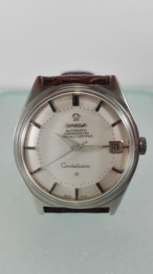 Omega Constellation – PiePan – Chronometer Automatic  – Men's Timepiece