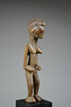 Female figure - SENUFO - Ivory Coast   EX BONHAMS