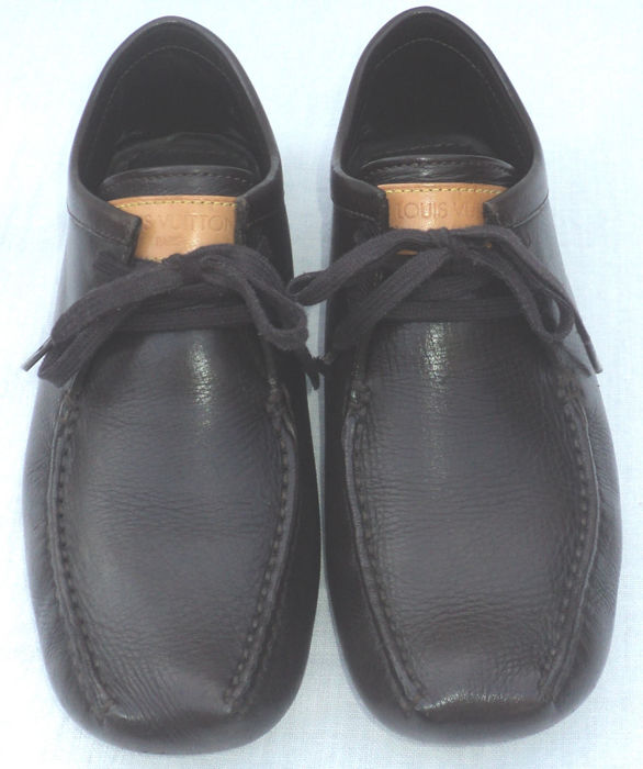 Louis Vuitton - Snub Nose Moccasin Loafer Driving Shoes