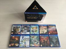 11 PS4 Games Sealed With Deus Ex Collectors Edition