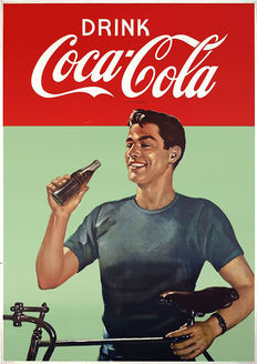 Anonymous - Drink Coca-Cola - ca. 1950
