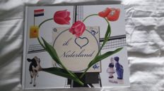 "The Netherlands 2012 - Collection of personal stamps with the theme ""I love the Netherlands"" in richly illustrated DAVO album"