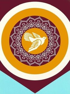 Shepard Fairey (OBEY) - Peace Series 2 (Doves) 1/3