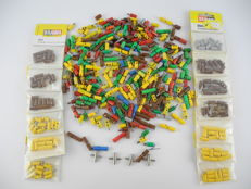 Märklin/Brawa H0/N/and others - 500 plugs and sockets in different colours [313]