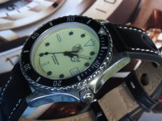 TAG Heuer - 1000 Dive submariner classic - Mænd
