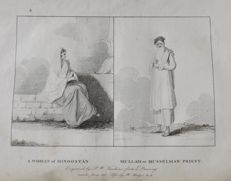 William Hodges - Travels in India, during the Years 1780, 1781, 1782, and 1783 - 1794.