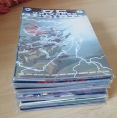 Collection Of DC Comics – Various Rebirth Titles - Including : Superman, Aquaman, Supergirl, Justice League + More – X61 SC – (2016/2017)