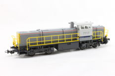 Piko H0 - from starter set 59111 - Diesel locomotive Series 77 of the NMBS