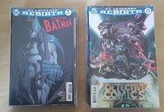 Collection Of DC Comics – Various Rebirth Titles - Including : All Star Batman, Detective Comics, Suicide Sqaud + More – X66 SC – (2016/2017)