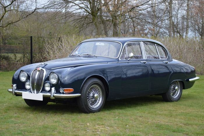 Jaguar   S Type 3.4   1966