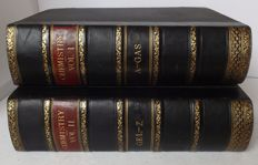 Chemistry, Theoretical, Practical, and Analytical - 2 volumes - ca.1860
