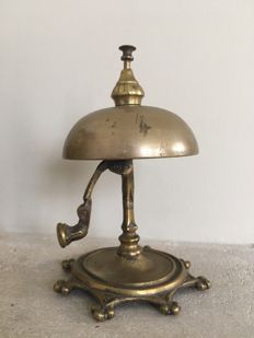 Antique Hotel Bell - France - early last century
