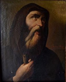 Unknown painter (1860) Saint. Francis of Paola
