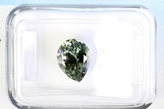 Zoisite - 1.64 ct - No Reserve Price.