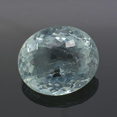 Aquamarine - 7.56 ct - No Reserve Price