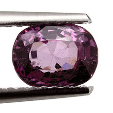 Purple Spinel - 1.02 ct - No Reserve Price.