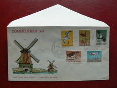 The Netherlands 1960/1979 – Collection of FDC's