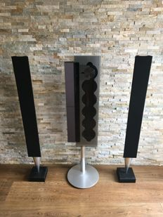 Beosound 9000 MK3 with  WIFI wireless module + Floorstand or wall bracket + Beolab 8000