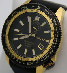 """Seiko Automatic """"Limited Edition"""" - New condition - Men's timepiece - Men's """"Limited Edition"""" watch"""