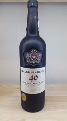 40 year old Tawny Port Taylor's - bottled in 2017