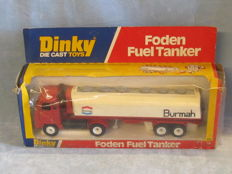"Dinky Toys - Scale 1/43 - Foden Fuel Tanker ""Burmah"" No.950"
