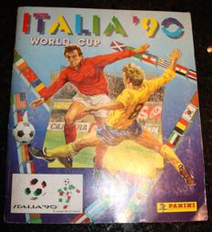 Panini - World Cup 1990 Italia - Complete Album.