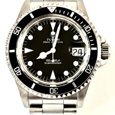 Tudor - Submariner - 79090 - Heren - 1980-1989