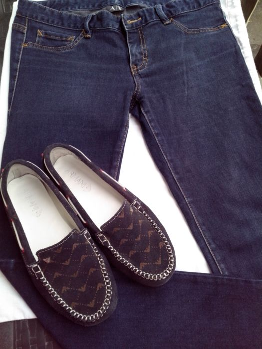 8c773d014c6e 2 items from Armani  Armani jeans and Armani loafers  instappers ...