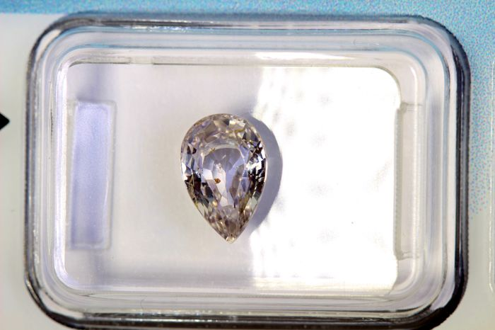 Pink Sapphire - 1.65 ct