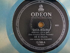 "SPECIAL 78 rpm records SPANISH and SOUTH AMERICAN including Dúo Los Sureños / Franco Ei ""G.5"" /  Daniel Santos /  Lecuona Cuban Boys and others"